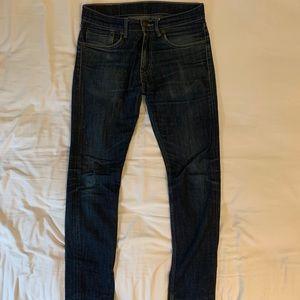 Levi's jeans slim  31x32